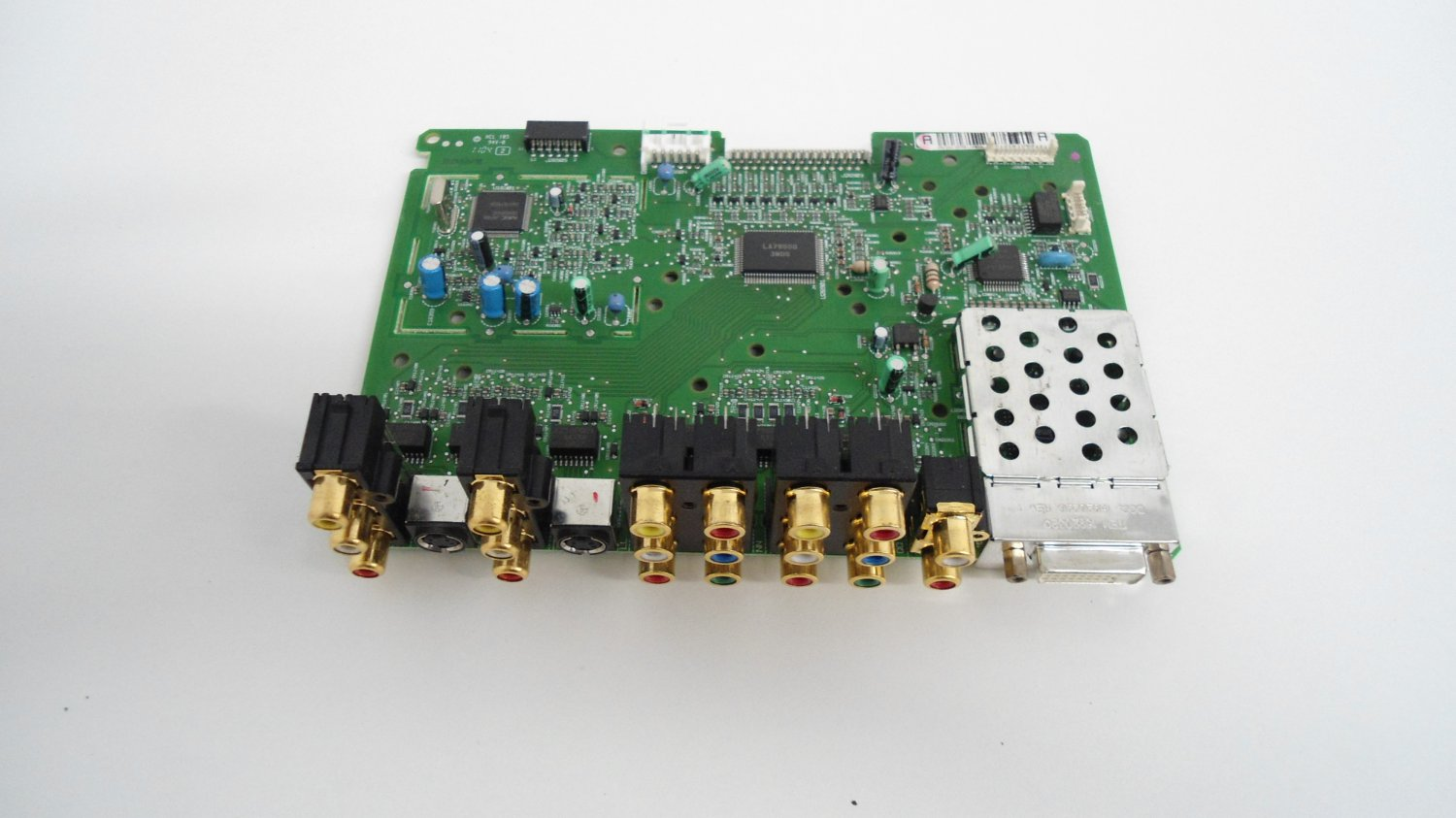 RCA HDLP61W151 1611725C Audio / Video Input / Output Board - Auxiliary