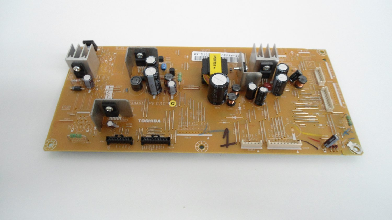 Toshiba 75006108 Low B Board