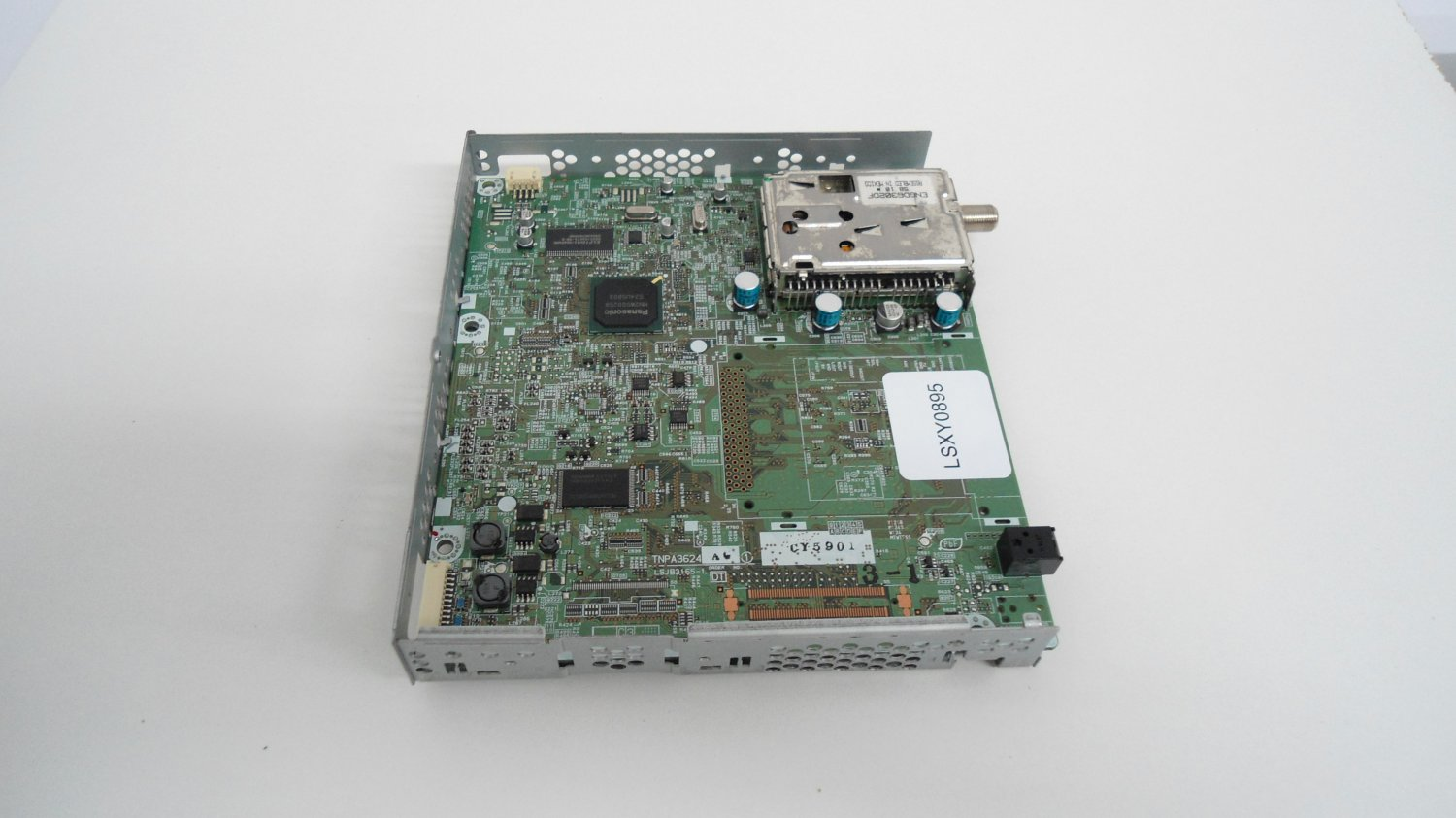 PANASONIC PT-52LCX15 TNPA3624AG Video RF Tuner Board