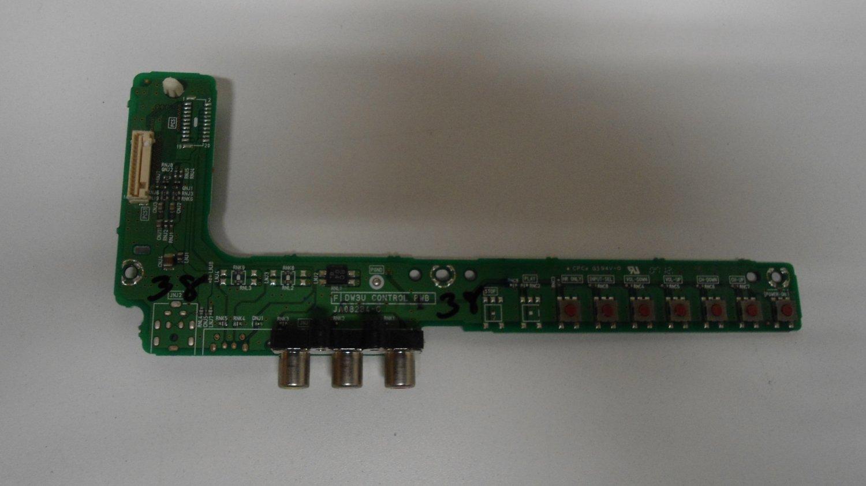 Hitachi JA08234-C DW3U Control PWB