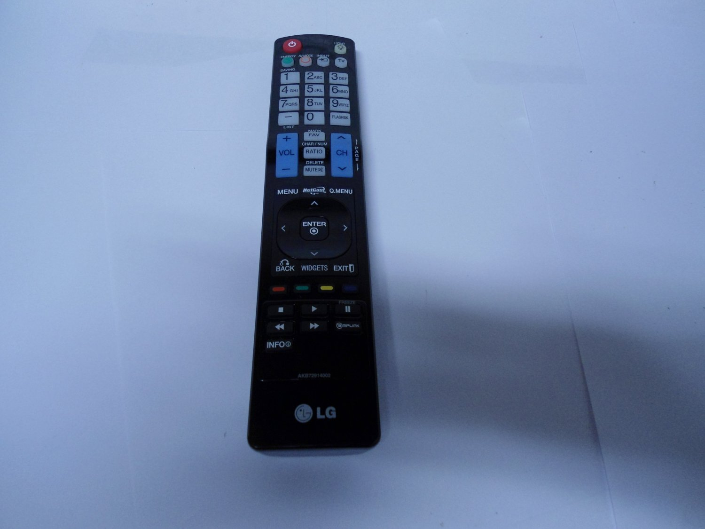 LG AKB72914002 Remote Control