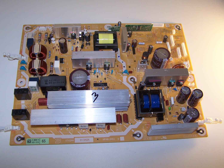 Panasonic ETX2MM813MSM Power Supply