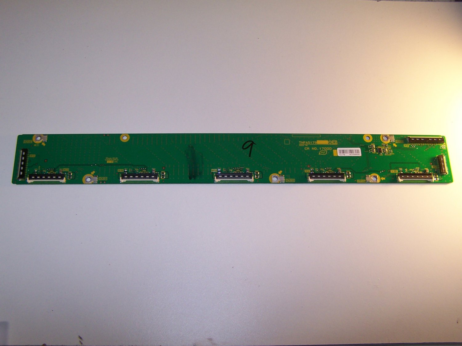 PANASONIC TC-P65S2 C2 BOARD TNPA5179
