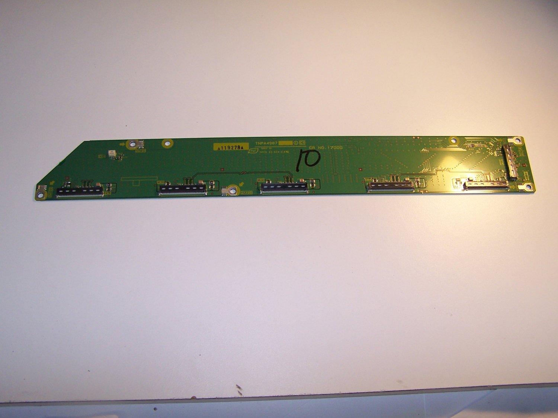 Panasonic TXNC11DPUU C1 Buffer Board TNPA4987