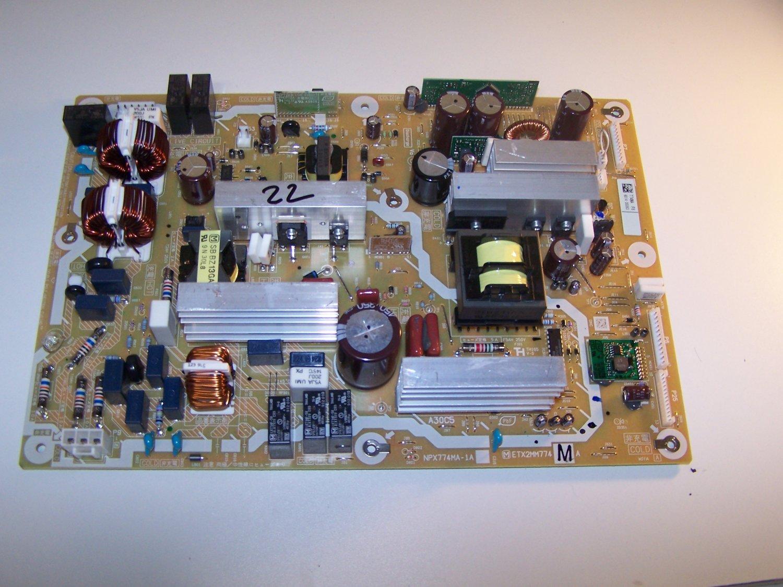 Panasonic ETX2MM774MA Power Supply