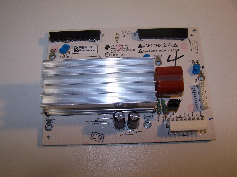 LG EBR50217702 ZSUS Board