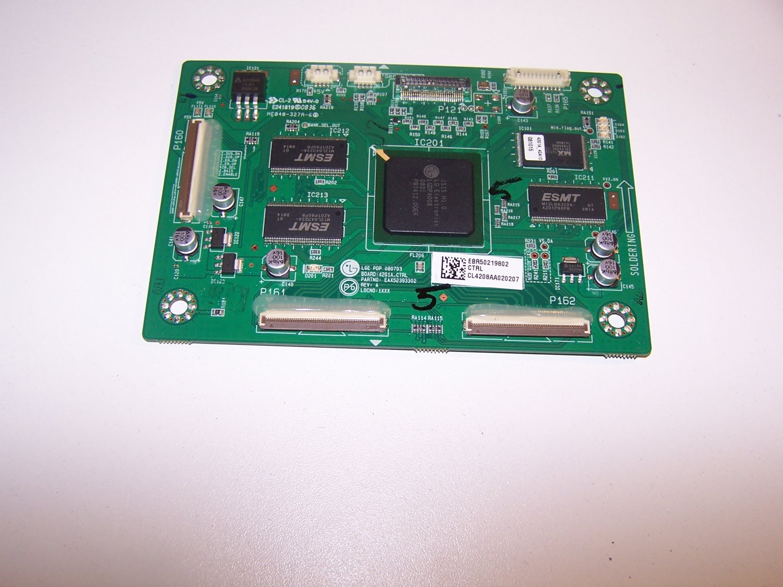 LG EBR50219802 Main Logic CTRL Board