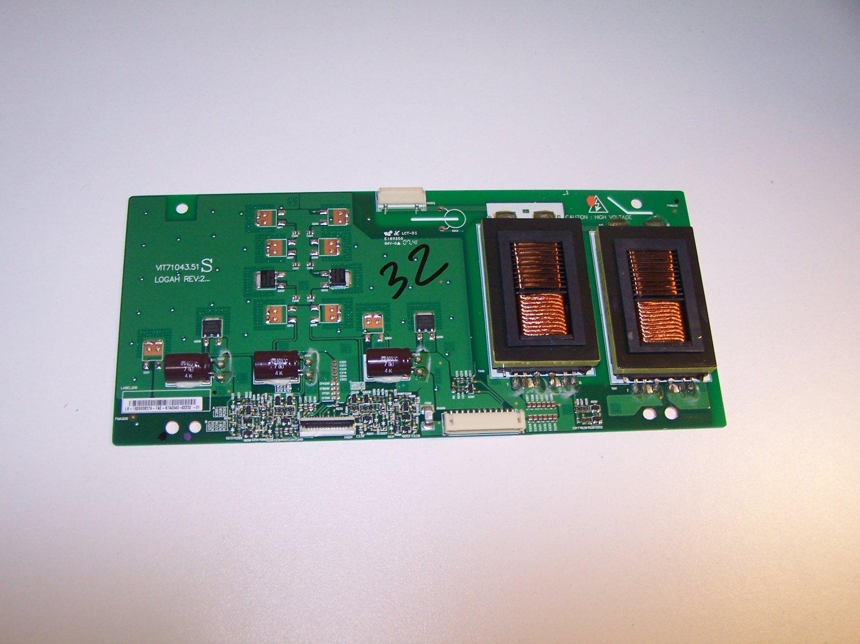 Philips 996510006932 Backlight Inverter Slave