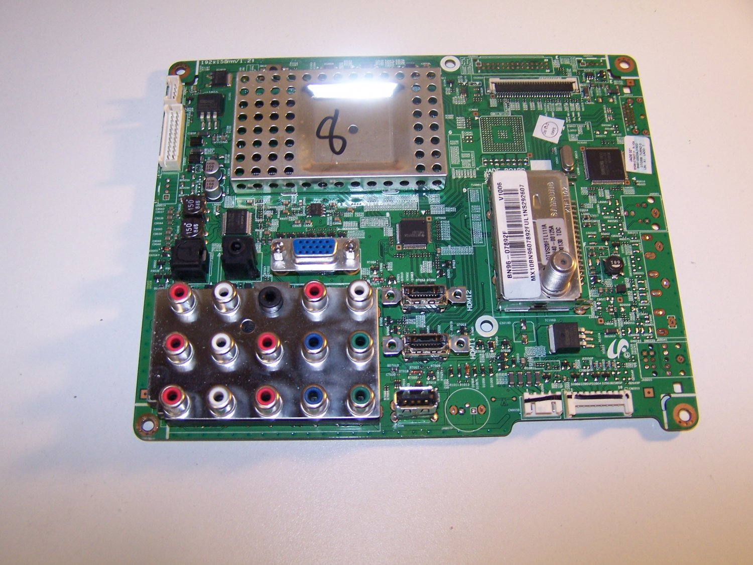 Main Board BN96-07892F SOLD OUT