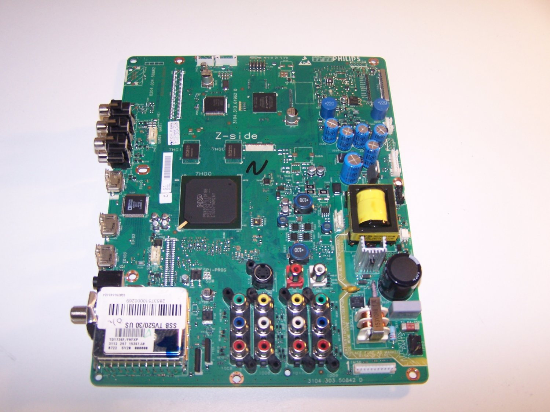 Philips 310432853752 SSB/Main Board