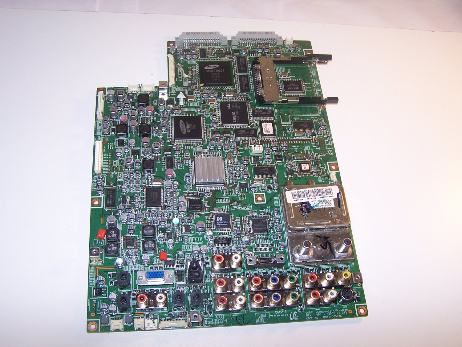 Samsung BN94-00629F Main Board for LNR408DX/XAA Out of Stock