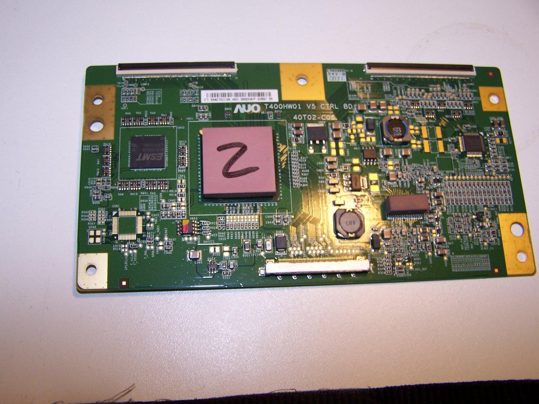 AUO 55.40T02.C08 T-Con Board