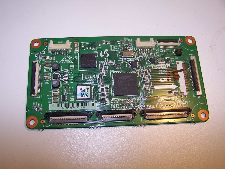 Samsung BN96-12957A Main Logic CTRL Board  LJ41-08382A