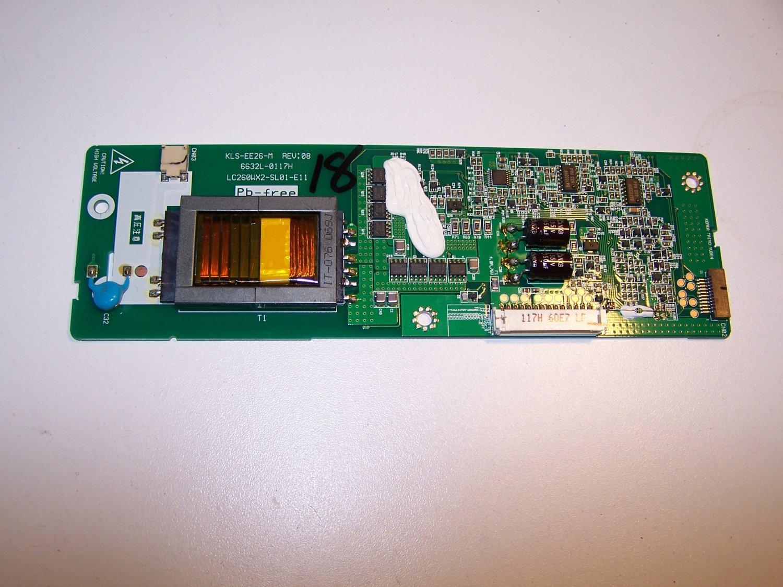LG Philips 6632L-0117H Backlight Inverter Master