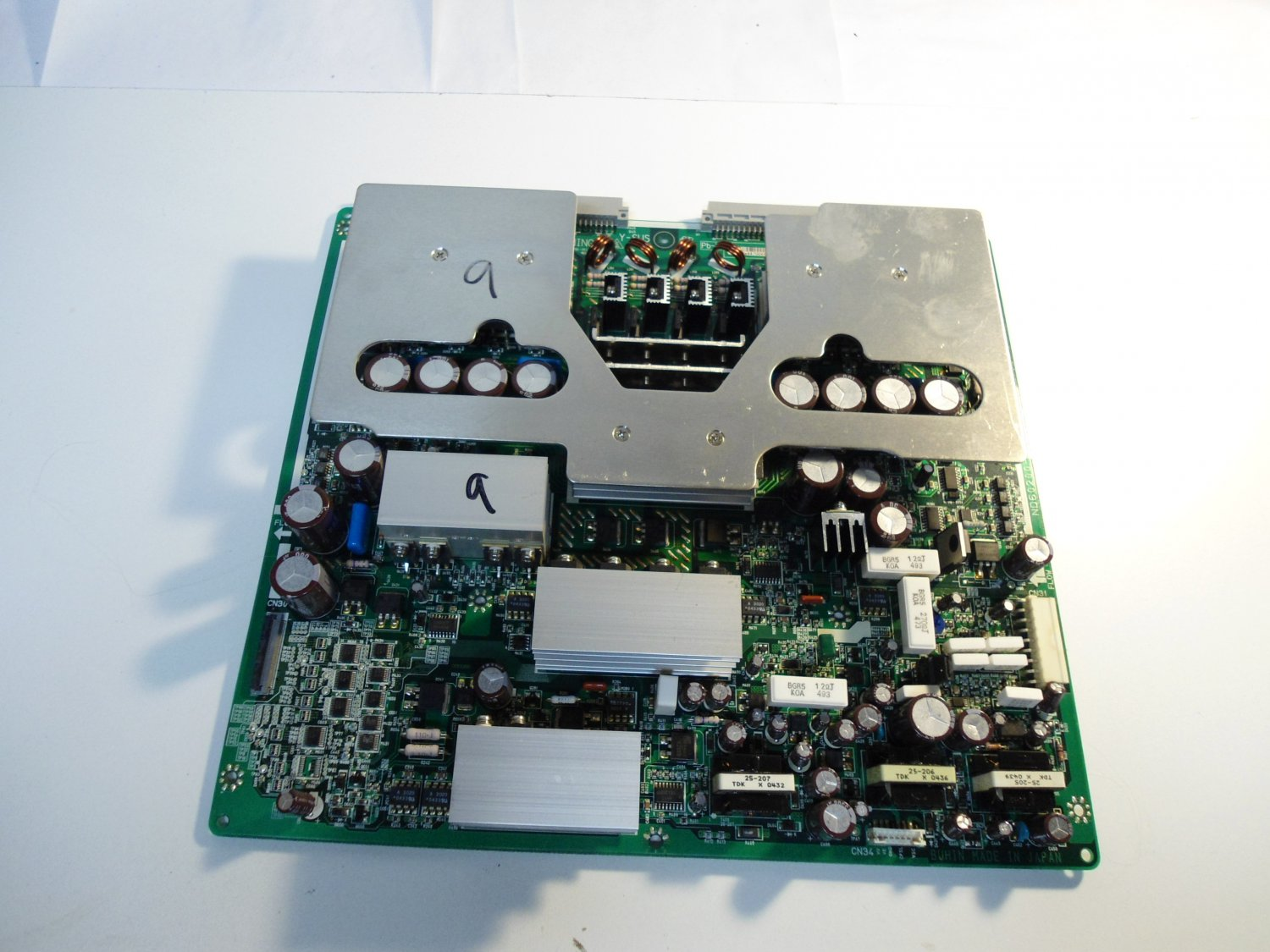 Hitachi FPF24R-YSS0019 Y-Main Board