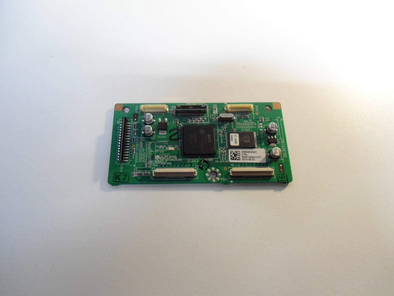 LG EBR63632301 Main Logic CTRL Board