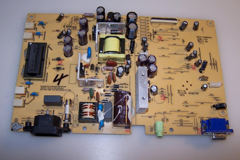 Power Supply - E131175 - W2558HC