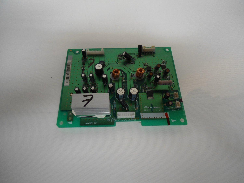 Pioneer AWZ6644 Fan Motor