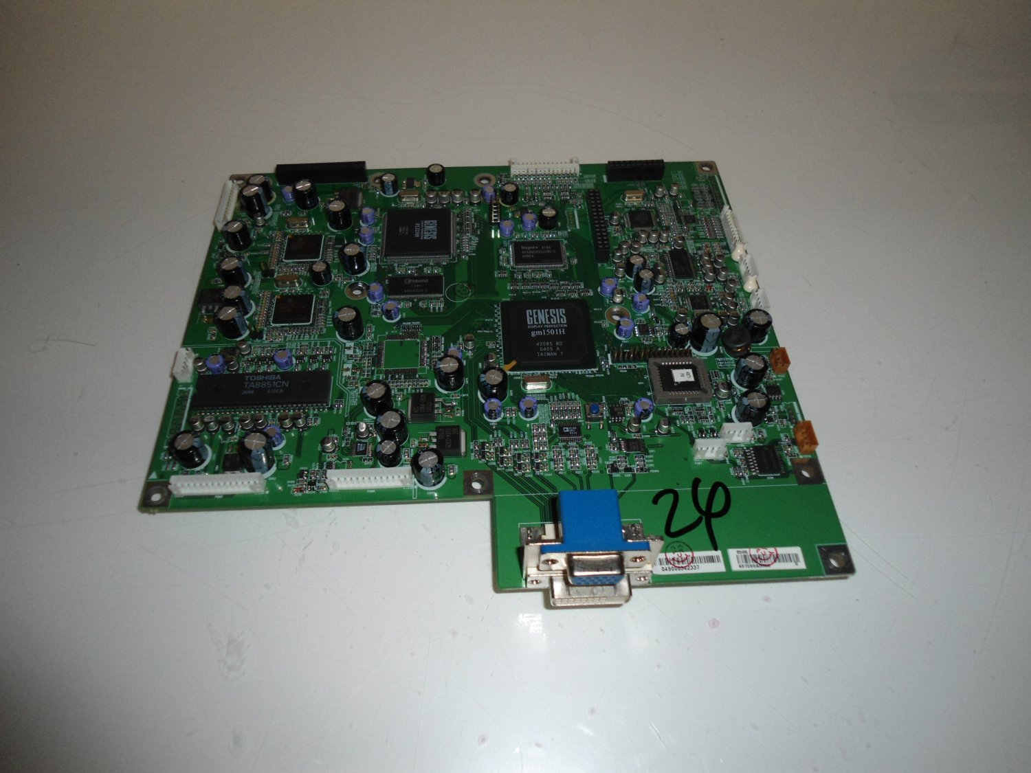 HP 5113300581 Main Board for LC3040N