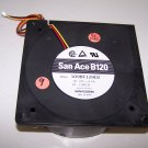 Sanyo Denki 109BF12HD2 Server - Blower Fan