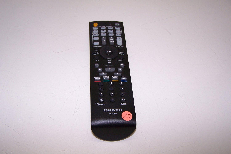 Onkyo RC-799M Remote Control 24140799