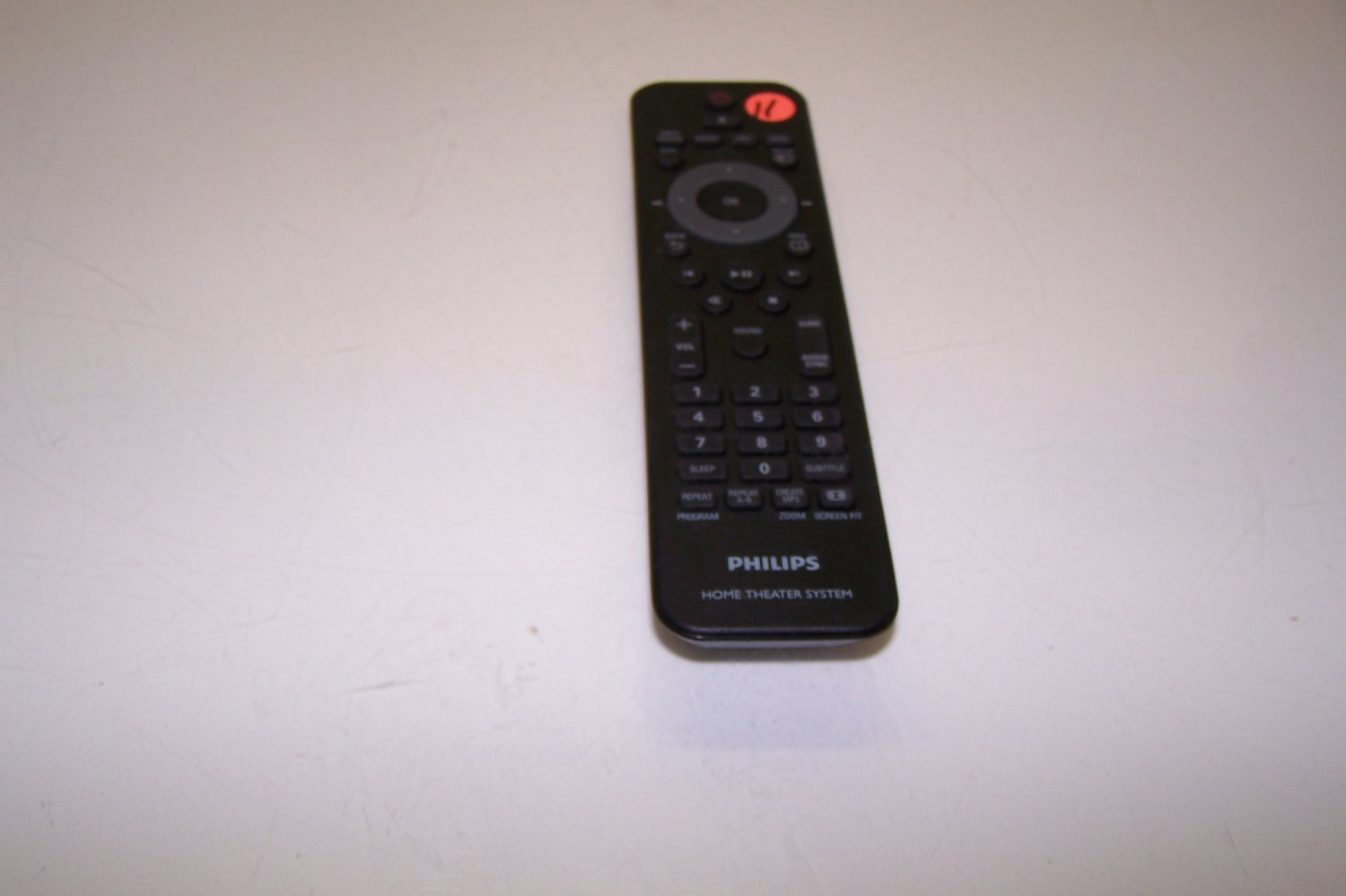 PHILIPS HOME THEATER REMOTE CONTROL 996510021121