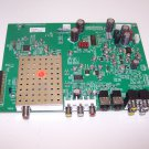 HP 108783-HS Tuner and Audio Amp Circuit Board Version 1