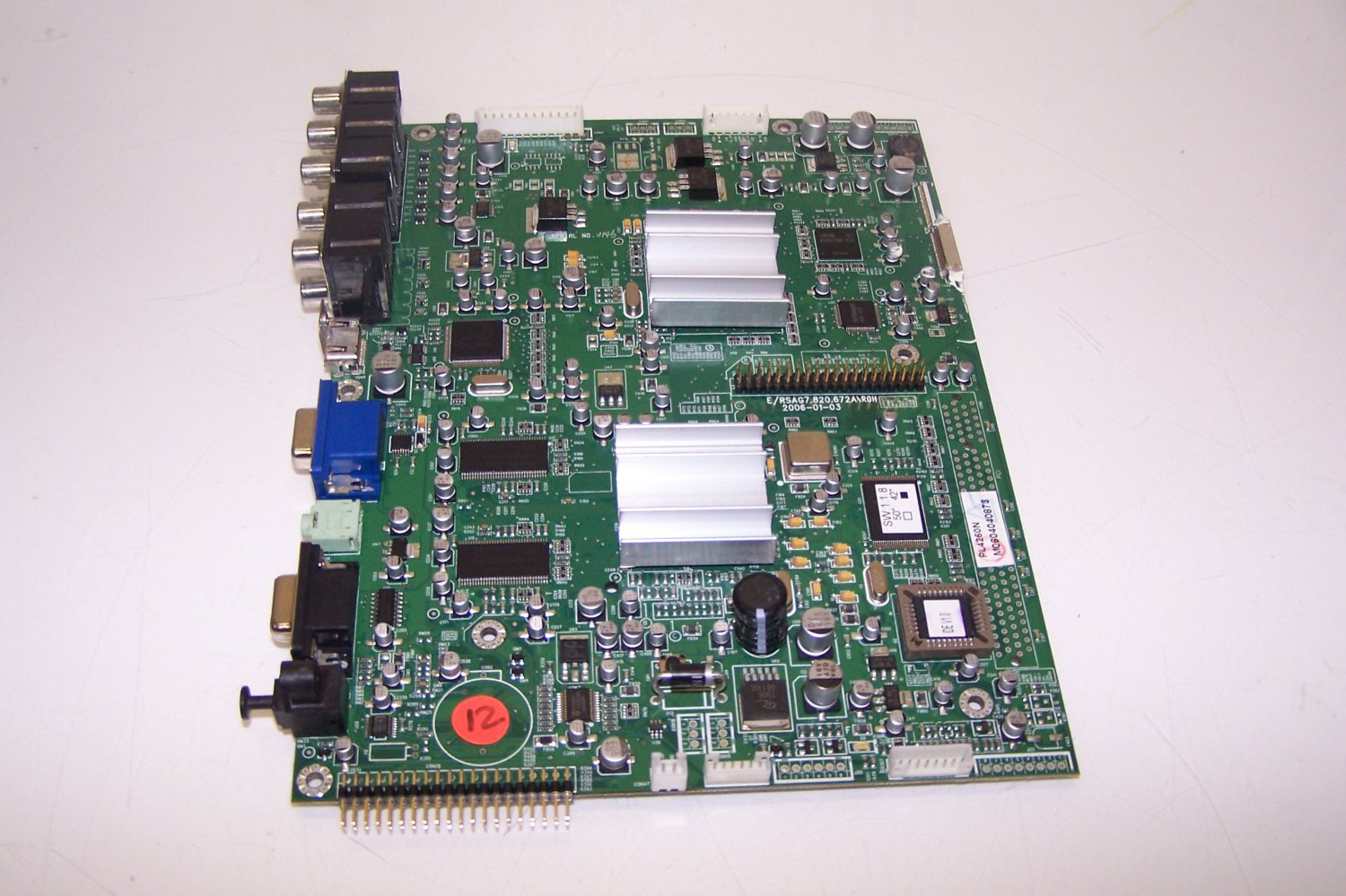 HP 1032300-HS Main Board for PL4260N Version 2