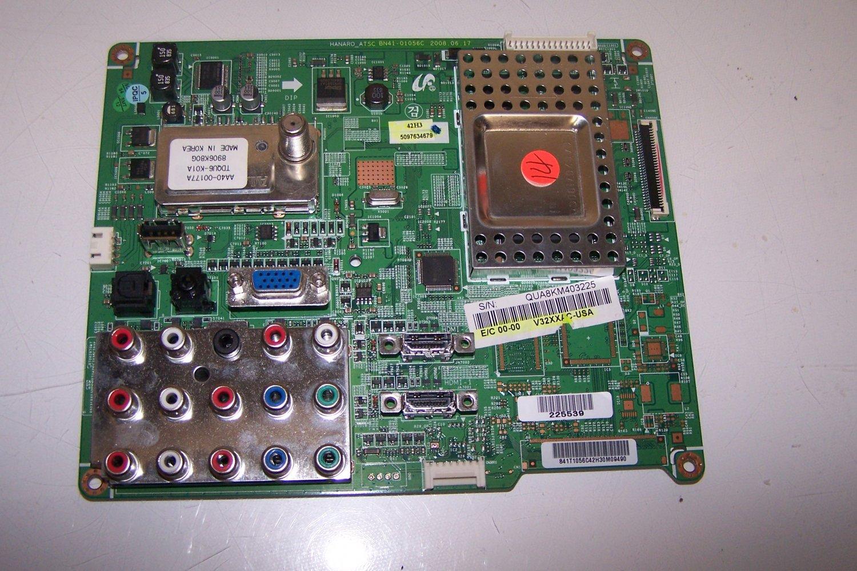 Samsung BN41-01056C Main Board for LN32A330J1NXZA