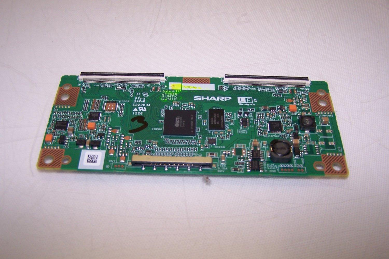 RCA DUNTK4224TP T-Con Boad