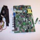 Toshiba 75037665  461C7151L11  Main Board for 40L1400U