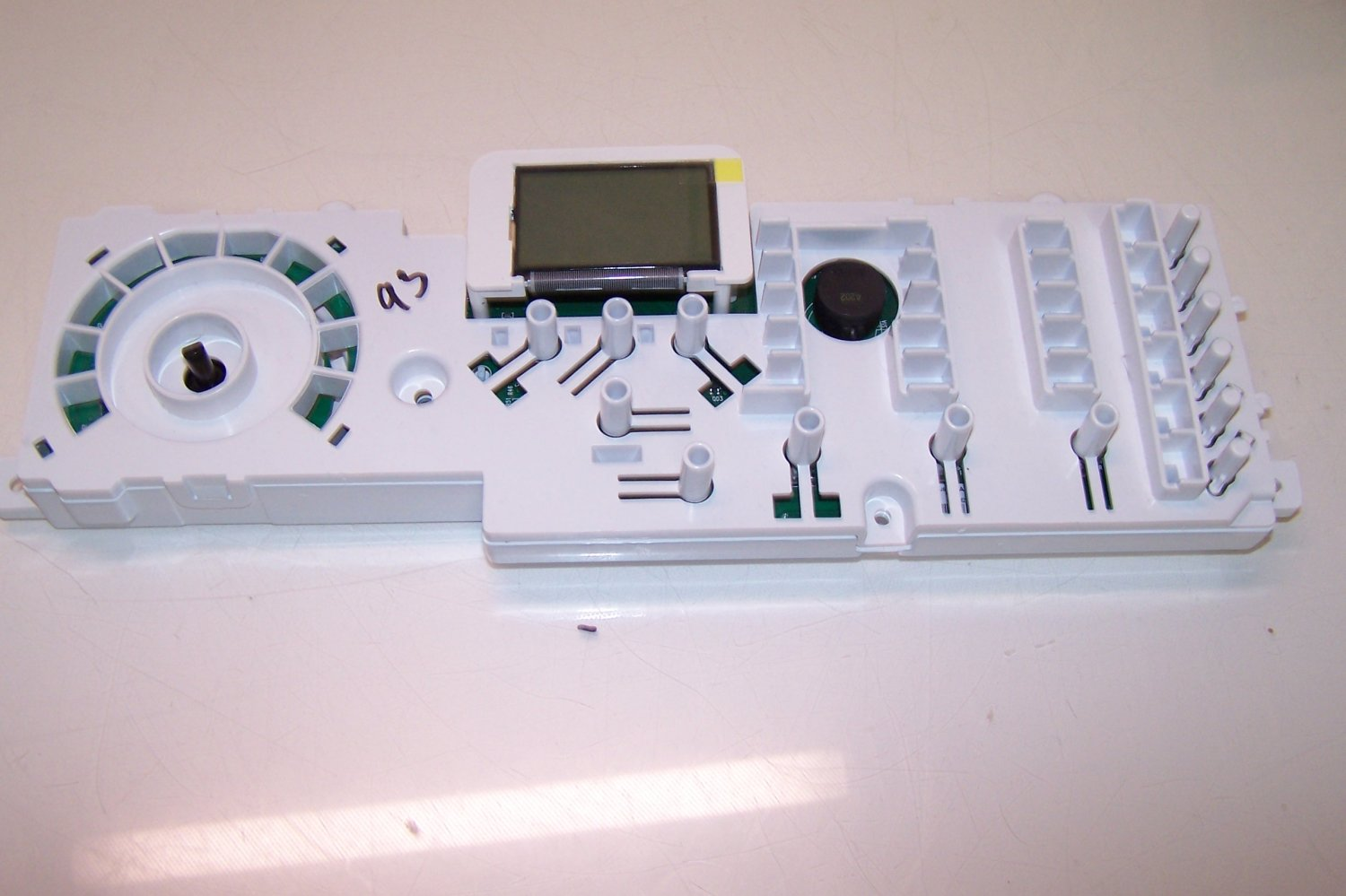 frigidaire washer control board 134994900