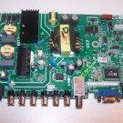 HITACHI,R850121511 PC Board, Main//Power/AV,LE43A6R9