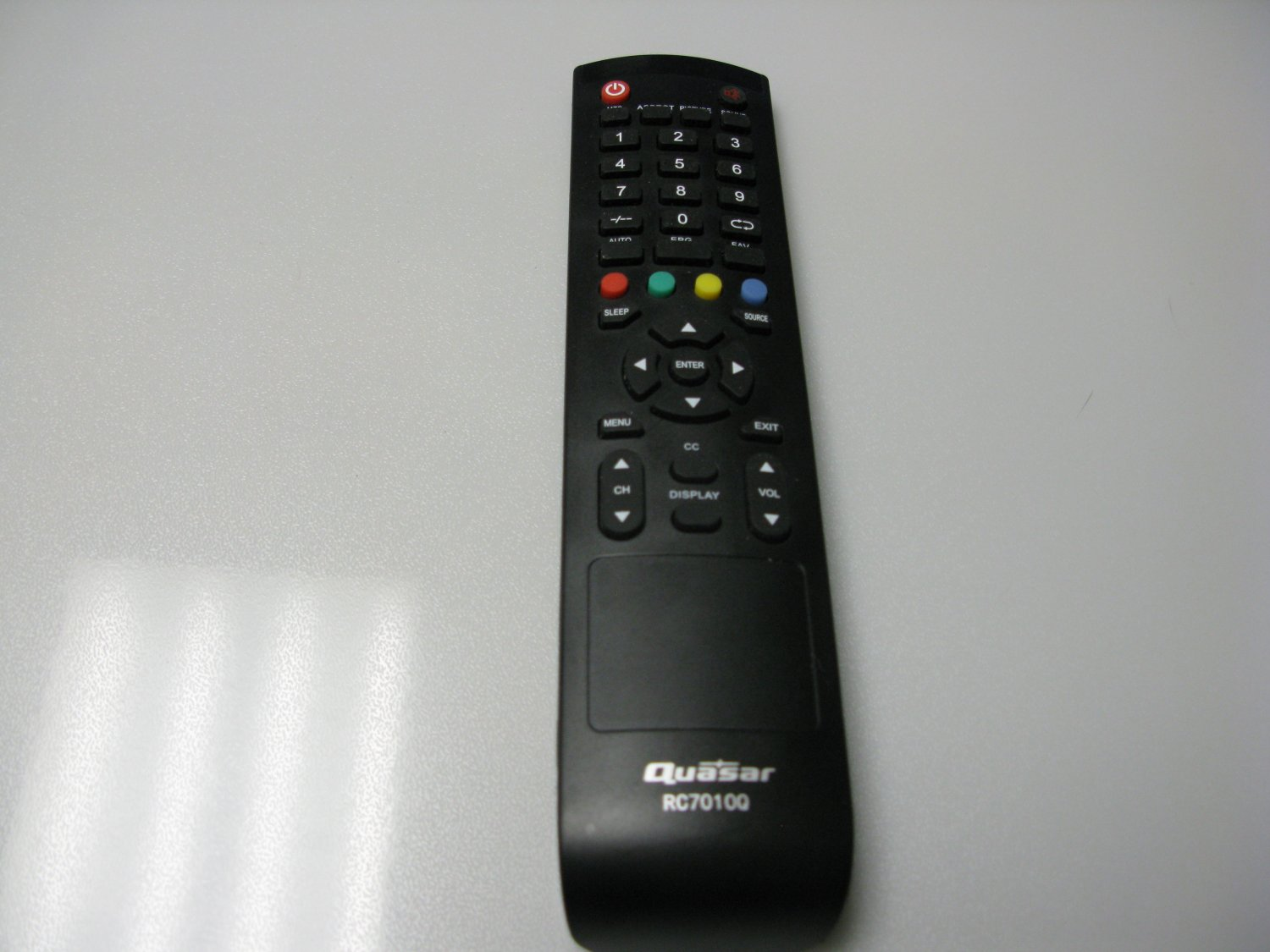 Quasar TV Remote Control RC7010Q