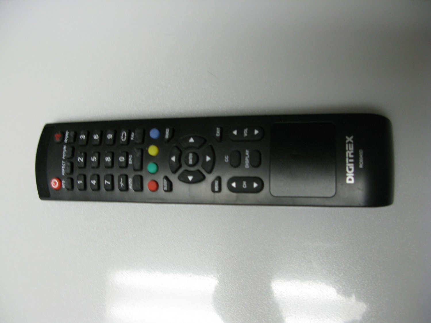 Original Digitrex RC6045D TV Remote Control