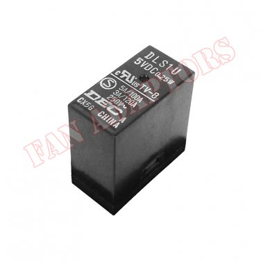 DLS1U-5VDC DLS1U5VDC Relay 0.25W TV-8 DEC PCB Board-Level Component