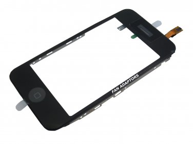 iPhone 3G Touch Screen Digitizer Middle Frame Chassis Assembly