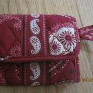 vera bradley wallet(quilted)