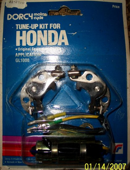 1975-1979 Honda GL 1000 / GL1000 Tune up kit