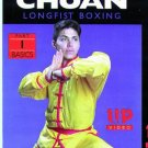VU0591A  Chinese Chang Chuan Long Fist 1 VHS video Kenny Perez wushu kung fu RARE!