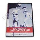 VD6360A  Early Masters General Choi Korean Tae Kwon Do DVD Hapkido Cane Taekwondo Karate