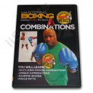 VD7013A   Mastering Boxing Combinations MMA UFC 45 Upper Cut Punch DVD Ray Mercer RS 0655