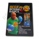 VD7012A   Mastering Boxing MMA UFC Basic Jab Cross Hook Bolo Punch DVD Ray Mercer RS 0654