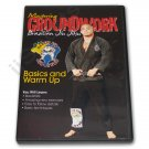 VD7018A    Mastering Groundwork Brazilian Jiu Jitsu Animal BASICS DVD Darlynson Lira Darcio