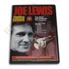 VD6749A   Joe Lewis Fighting Best Self Defense Techniques #14 DVD takedowns chokeholds