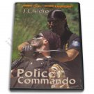 VD7038A   Police Commando J L Isidro DVD law enforcement techniques cuffing frisking mistakes