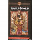 VL0301A  1998 Enter The Dragon 25th Anniversary Collector's Movie VHS Videocassette Bruce Lee
