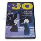 VD6038A  Aikido Morihito Saito Jo Staff Training DVD staff bo kata weapon fighting kobudo