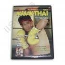 VD6070A  Mechanics Muay Thai Kickboxing Basics Hands Elbows Knees Footwork DVD Janjira