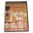 VD6078A  Kioto Brazilian Jiu JItsu Defense Weapons Cutters Firearms #2 DVD Mansur mma